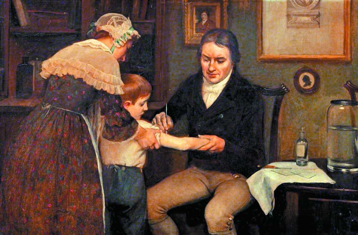 Primera vacuna en Guatemala, 16 de mayo de 1804
