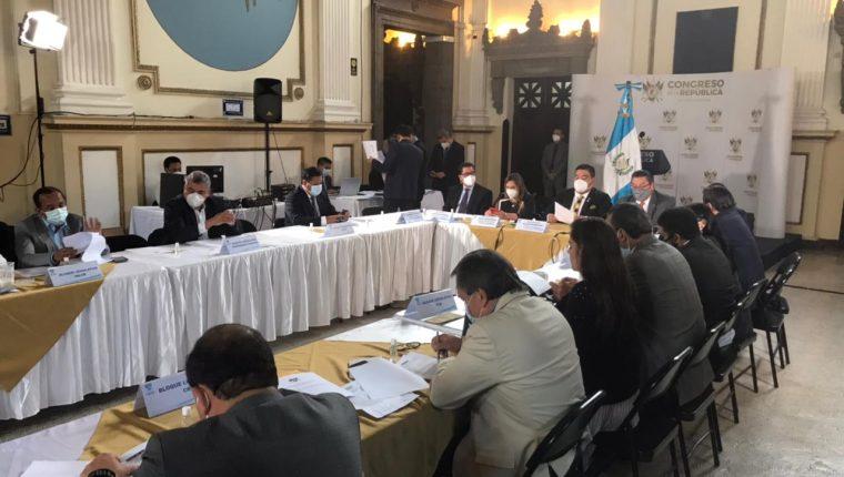 La designación de magistrados a la CC en el Congreso ocupa el segundo punto de la sesión de este martes. Fotografía: José Castro.