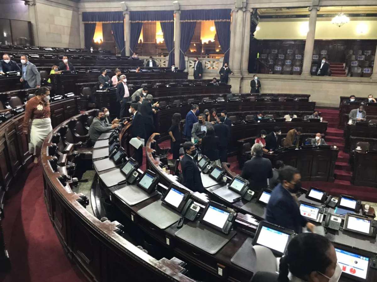 Congreso no logra integrar pesquisidora para magistrados de la CC