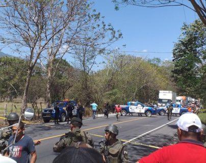 Reportan enfrentamiento armado en Gualán, Zacapa que deja, preliminarmente, varios muertos y heridos