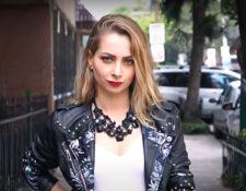 Yosseline Hoffman, mejor conocida como YosStop, fue denunciada por publicar un video donde se agrede sexualmente a una mejor de edad. (Foto Prensa Libre: YosStop/Youtube)