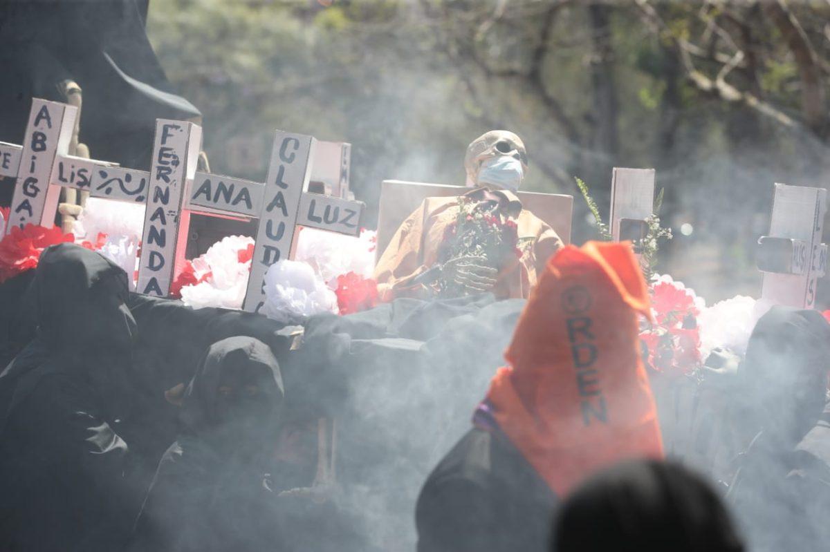 Una Huelga de Dolores diferente: con la pandemia de fondo y sin salir de la Universidad