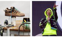 Bad Bunny y la marca alemana de ropa deportiva Adidas lanzaron tenis FORUM 84 BB – The First Café. (Foto Prensa Libre: Adidas)