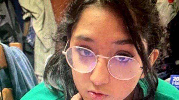 Alisha, la joven de 14 años que fue muerta a golpes y su cuerpo lanzado al río Sena. (Foto Prensa Libre: Twitter)