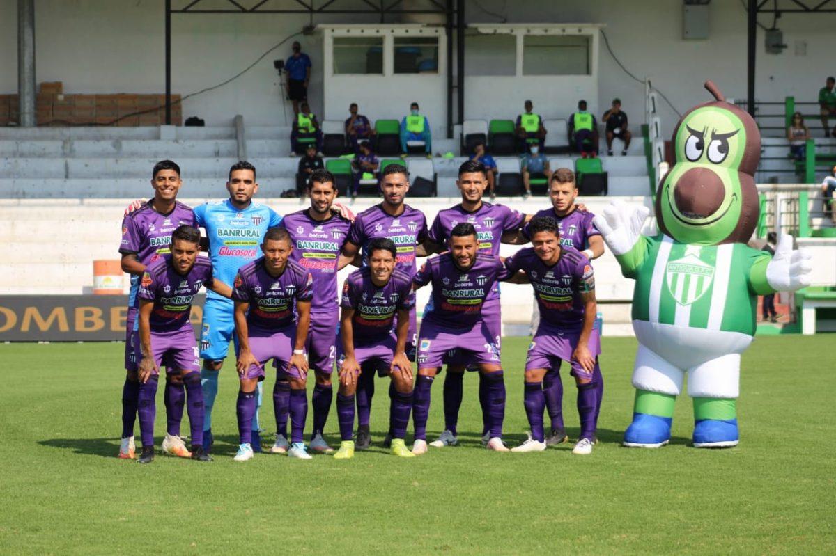 Antigua GFC sigue sin ganar después de seis fechas; cremas son líderes