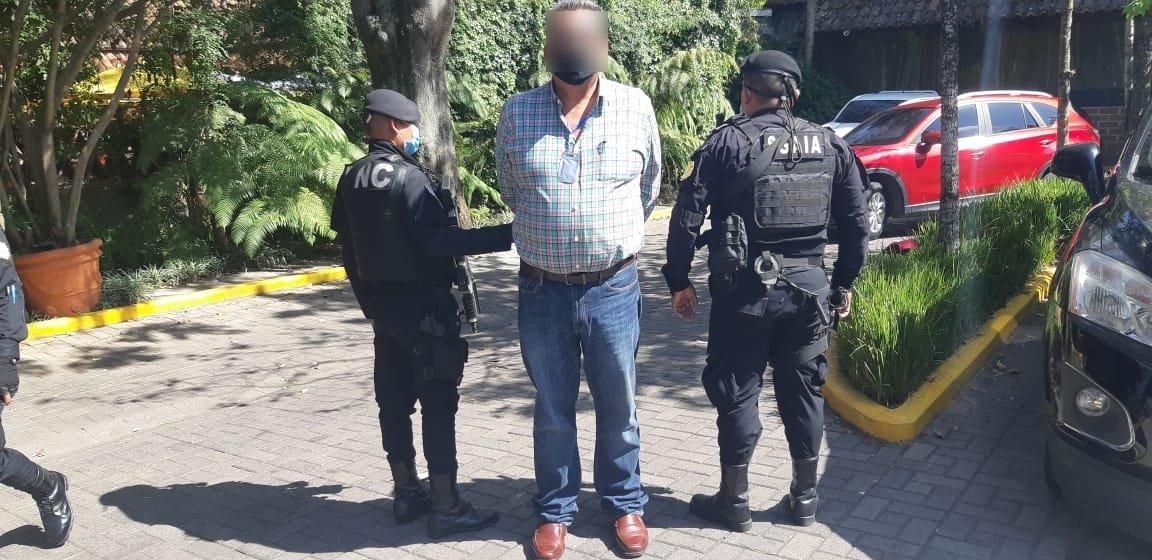 """Capturan en zona 10 al """"Fruto"""", un exalcalde mexicano vinculado al cartel los Caballeros Templarios"""