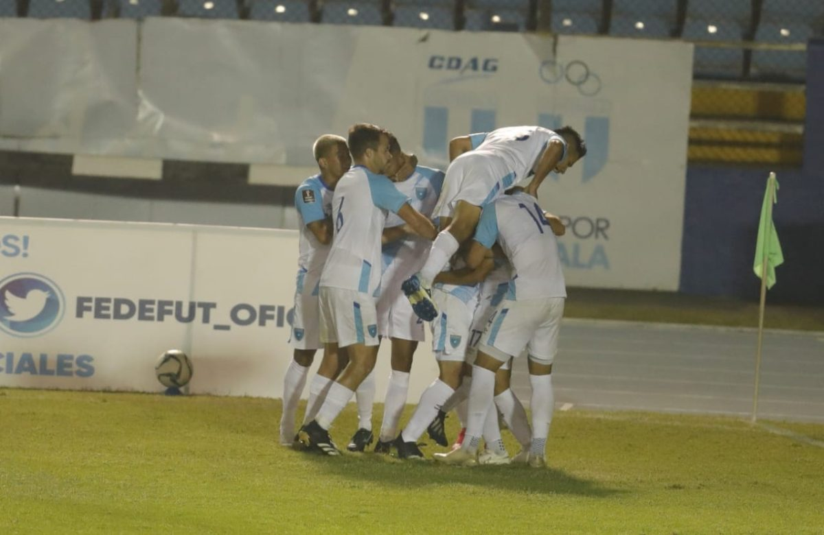 La Selección de Guatemala vence 3-0 a una débil Islas Vírgenes Británicas