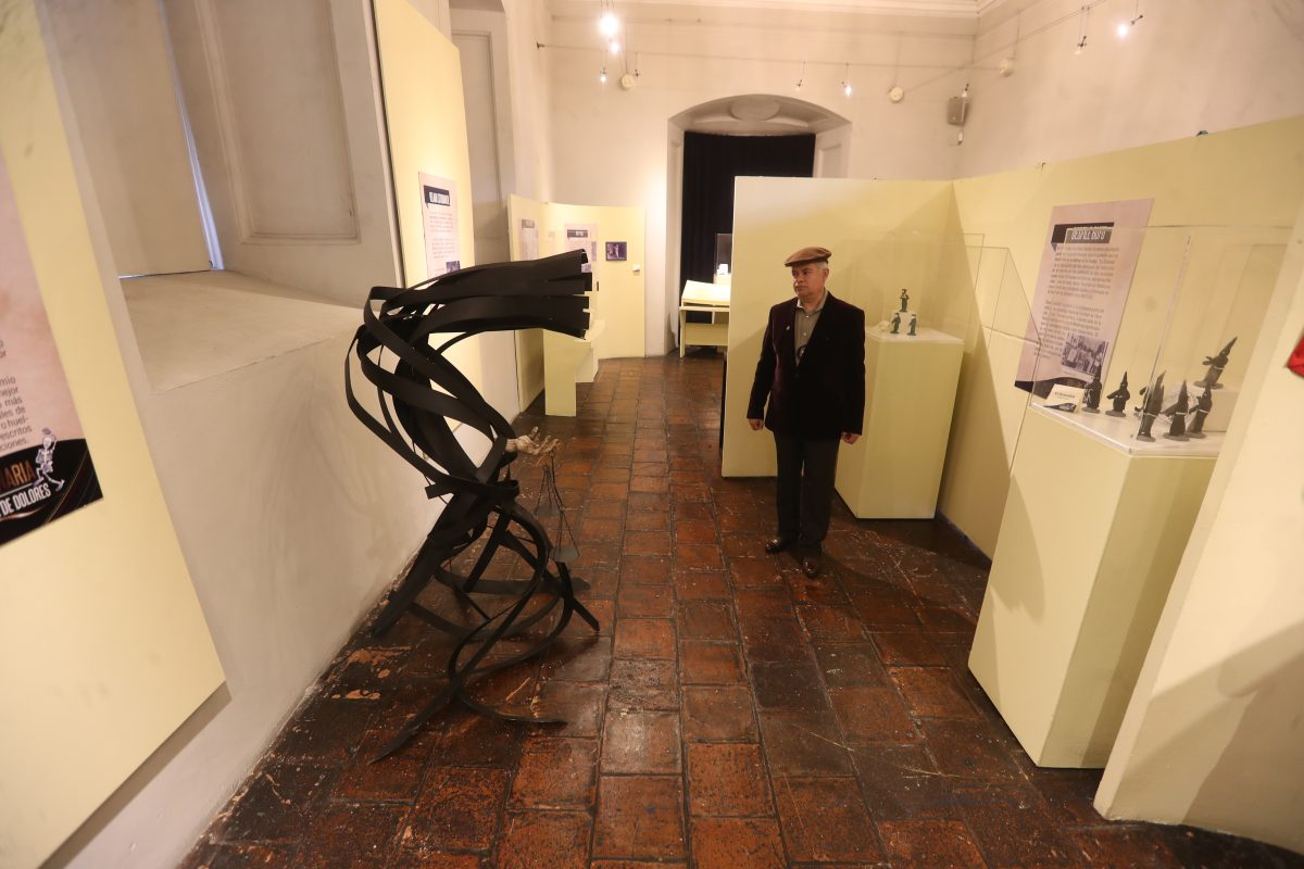 La Chabela cumple 100 años y así lo celebran los artistas con temas de protesta