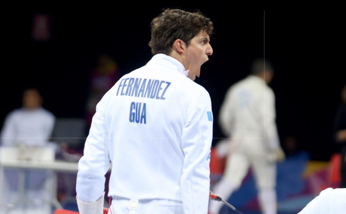 Charles Fernández termina en el top 10 en la Copa del Mundo de Hungría