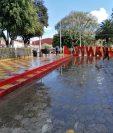 Chiantla mantendrá en suspenso las  clases presenciales. (Foto: Municipalidad Chiantla)