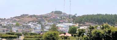 El conflicto limítrofe entre los pobladores de Nahualá y Santa Catarina Ixtahuacán revivió este domingo. (Foto Prensa Libre: Hemeroteca PL)