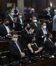 Diputados oficialistas aplauden la designación de Ochoa y Rosales. (Foto: Erick Avila)