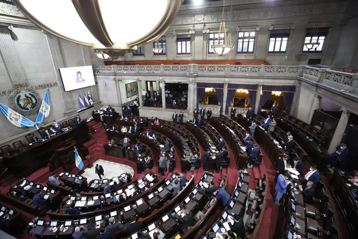 Congreso se estanca en elección de magistrados de Apelaciones