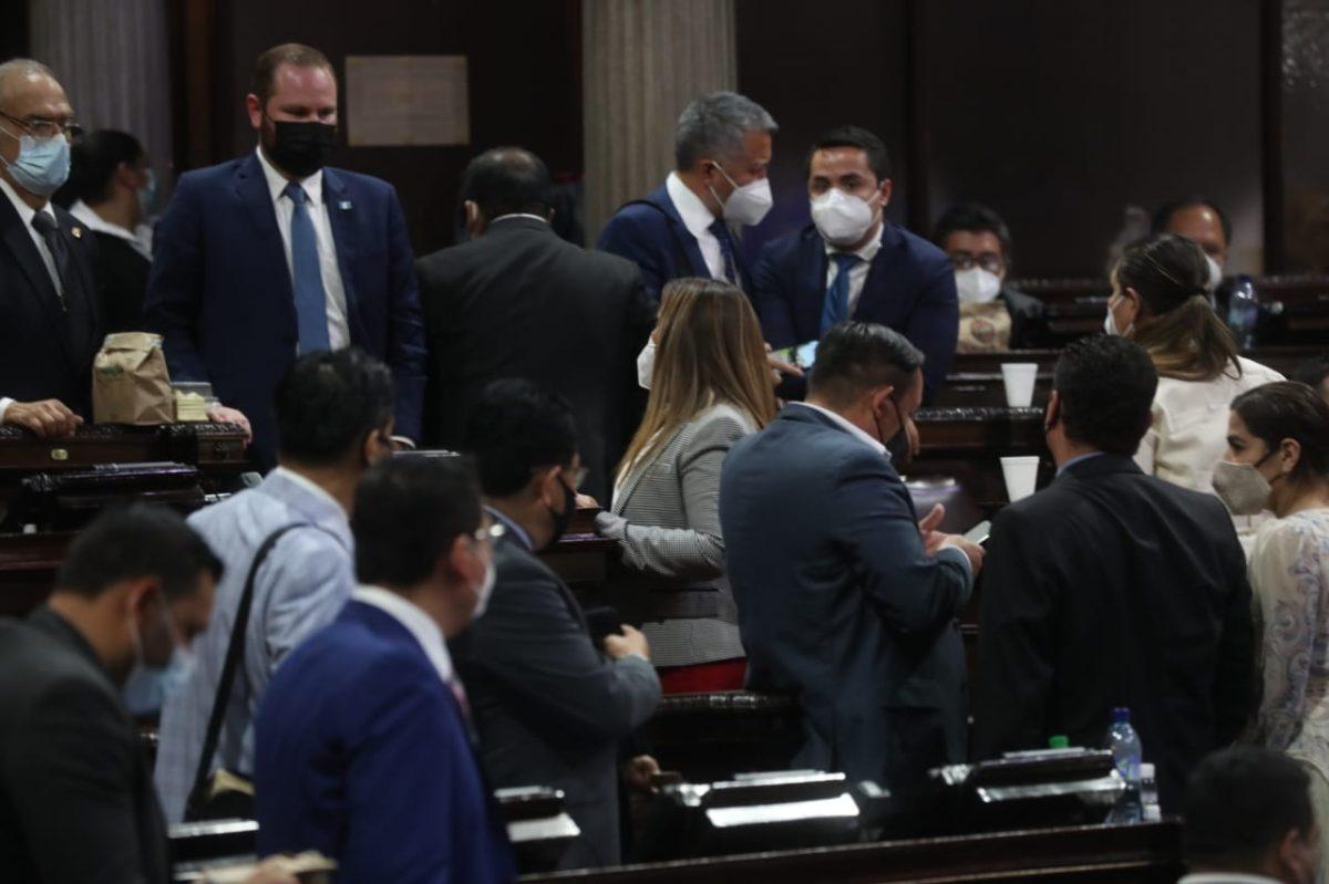 CC: Congreso integra a magistrados de cuatro órganos electores