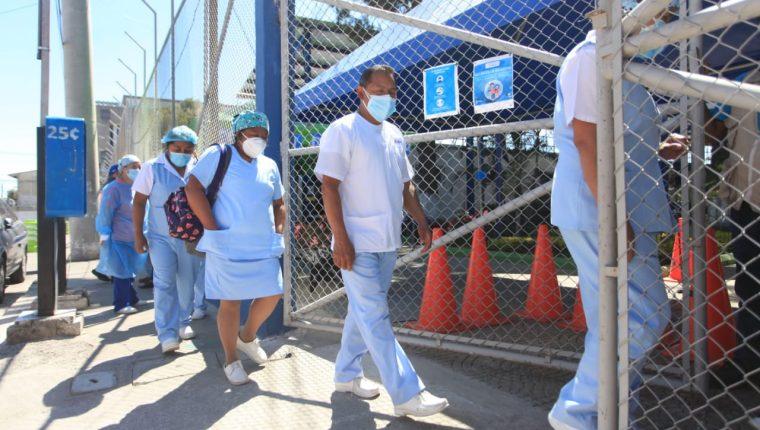 El país está en medio de una jornada de vacunación afectada por fallas en el registro. (Foto: Hemeroteca PL)