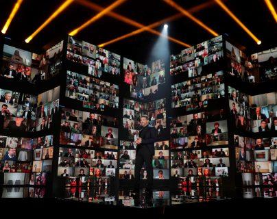 Premios Goya: comentarios machistas se escucharon por un micrófono abierto durante alfombra roja y provocan polémica