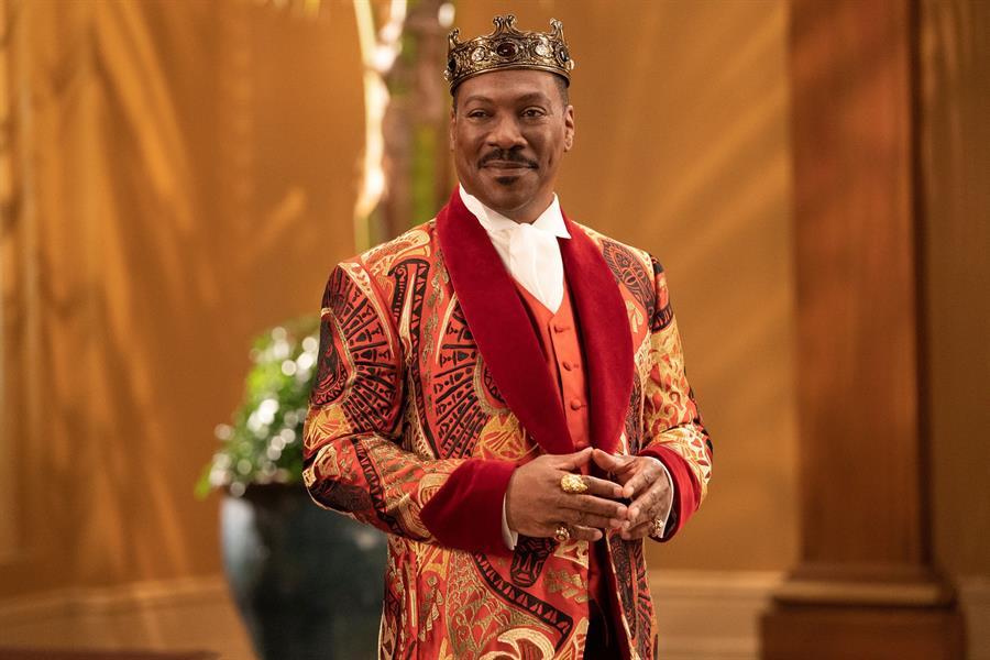 """De Zamunda a Wakanda: Eddie Murphy defiende el legado en """"Un príncipe en Nueva York 2"""""""