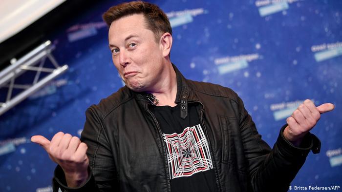 Elon Musk lidera el listado de los multimillonarios más ricos de Estados Unidos. (Foto Prensa Libre: EFE)