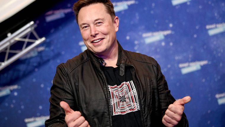 El multimillonario sudafricano Elon Musk. (Foto Prensa Libre: Hemeroteca PL)