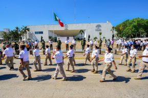 Migrantes buscan nuevas rutas para cruzar la frontera sur de México