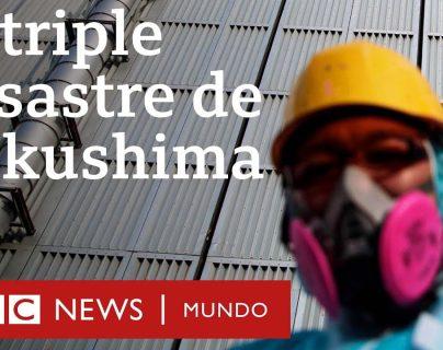 Terremoto, tsunami y accidente nuclear de Fukushima: a 10 años del triple desastre en Japón