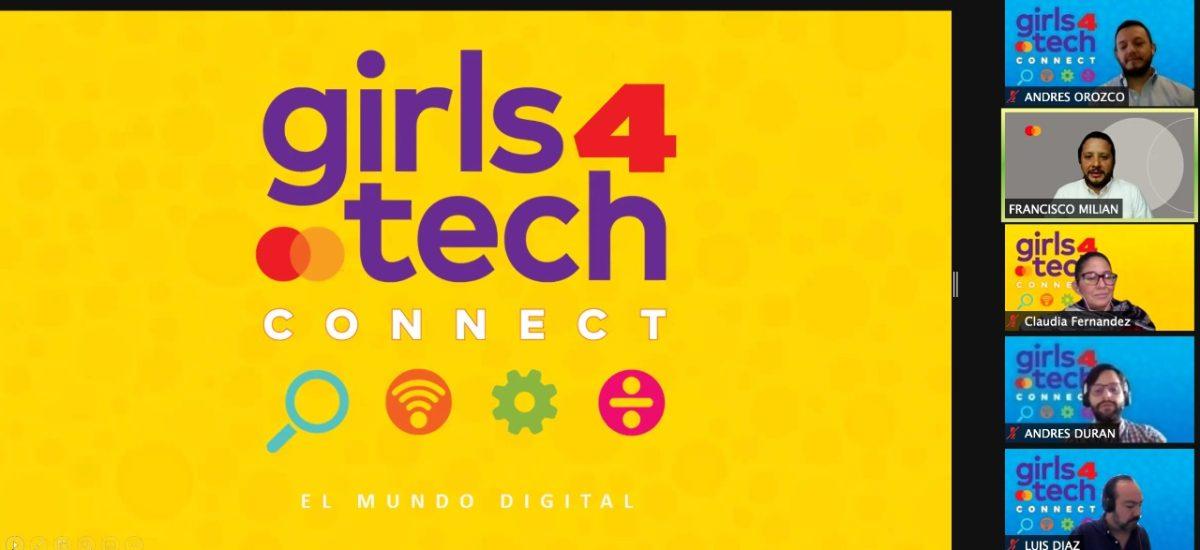 Girls4Tech de Mastercard se realizó en todo mundo por el Día Internacional de la Mujer