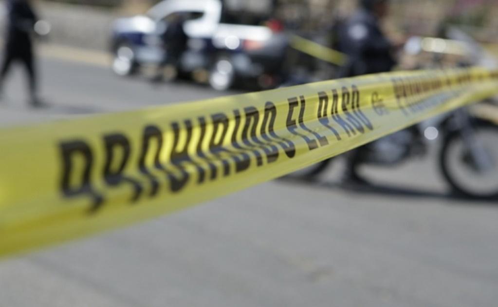 Asesinan a tres agentes de la Fiscalía General en el centro de México y malhechores dejan un mensaje