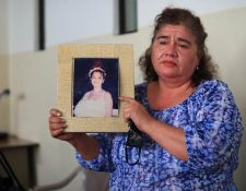 Rosa Franco, madre de Isabel Veliz Franco. (Foto: Carlos Hernández)