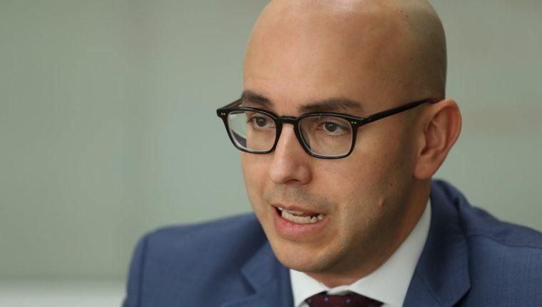 Juan González, director de Asuntos Hemisféricos en el Consejo de Seguridad Nacional de Estados Unidos encabeza la misión del Gobierno de EE. UU. (Foto Prensa Libre: Hemeroteca PL)