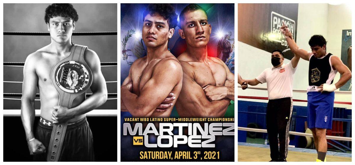 Léster Martínez va a defender el título de campeón latino de la Organización Mundial de Boxeo y no pierde de vista Tokio