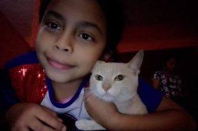 Dan el último adiós a Magaby Gutiérrez, la niña guatemalteca que murió ahogada en el río Grande