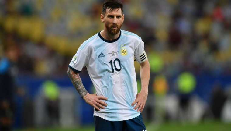 La Conmebol suspende la jornada clasificatoria al Mundial de Catar 2022.