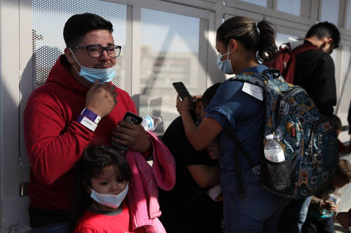 Las dramáticas imágenes que revelan los sueños rotos de migrantes que apuestan todo por una nueva vida en EE. UU.