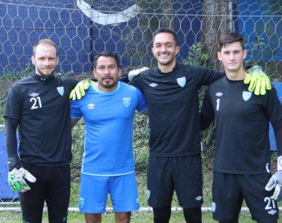 Hagen, Jerez y Moscoso: ¿Quién será el guardameta titular en el juego entre Guatemala y Cuba?