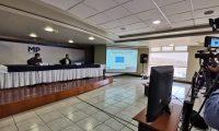 Presentación del caso Autoridades al servicio el crimen, a cargo de la Feci. (Foto: Hemeroteca PL)