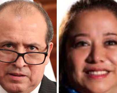 Declaran sin lugar apelación que frenaba juramentación de Néster Vásquez y Claudia Paniagua como magistrados de la CC
