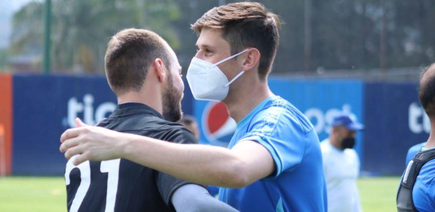 """""""Vengo con más madurez y serenidad"""": Nicholas Hagen se une a la Selección de Guatemala y está listo para luchar por la titularidad"""