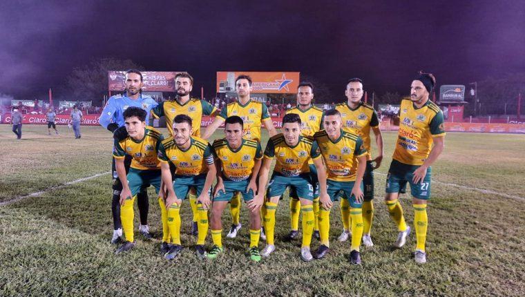 Guastatoya venció a Sacachispas en Las Victorias y se mantiene en el liderato. (Foto AndreNedf)