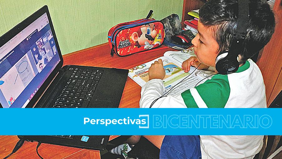 Integración tecnológica para una transición a una educación híbrida efectiva y de calidad