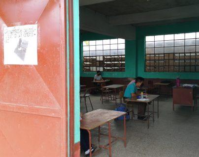 Autoridades de salud informaron que 494 casos se han confirmado positivos en Retalhuleu. (Foto: Victoria Ruiz)