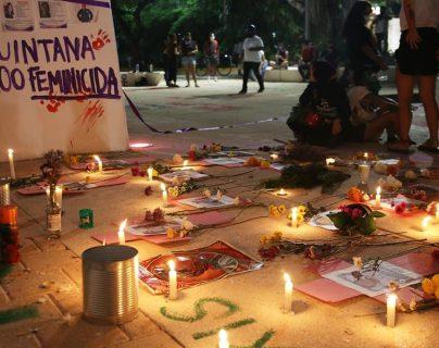 Aparece hija de migrante salvadoreña asesinada por policías en Caribe mexicano