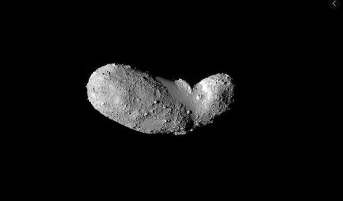 El asteroide Itokawa podría revelar los misterios del origen de la vida.