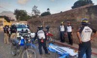 Bomberos fueron llamados para dar atención a Solórzano, pero ya había fallecido. (Foto: Hemeroteca PL)