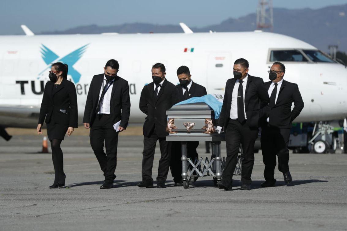 Repatrian a Guatemala a los 16 migrantes masacrados en Tamaulipas, México