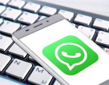 Próximamente, WhatsApp permitirá transferir el historial de chats entre sistemas iOS y Android. (Foto Prensa Libre:)