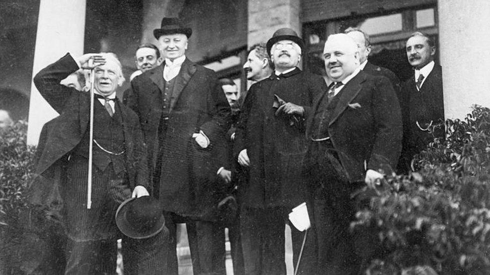 Medio Oriente: cómo Francia y Reino Unido se repartieron la región hace un siglo