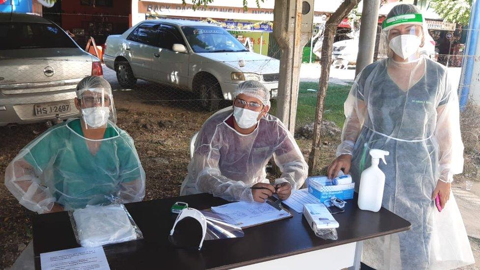 Coronavirus: Bolivia, Colombia y Perú ponen en alerta sus fronteras con Brasil por el avance de la variante P.1