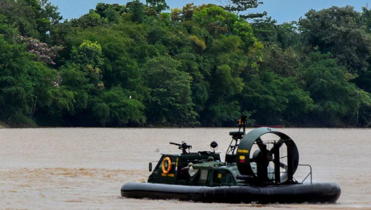 Es la primera vez que se produce una escalada de tensión entre el ejercito venezolano y un grupo armado colombiano.
