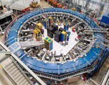 El experimento se realizó en el Fermilab. (REIDAR HAHN / FERMILAB)