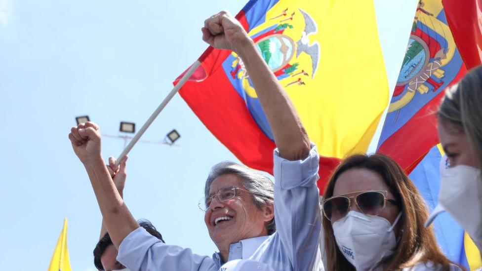 Elecciones Ecuador 2021: quién es Guillermo Lasso, el banquero que a la tercera derrotó a la izquierda correísta y es el nuevo presidente